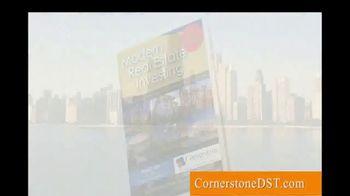 Cornerstone Real Estate Investment Services TV Spot, 'Delaware Statutory Trust' - Thumbnail 9