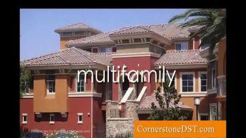 Cornerstone Real Estate Investment Services TV Spot, 'Delaware Statutory Trust' - Thumbnail 1