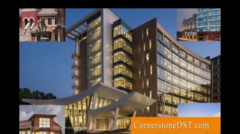 Cornerstone Real Estate Investment Services TV Spot, 'Delaware Statutory Trust' - Thumbnail 2