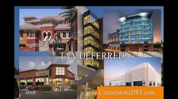 Cornerstone Real Estate Investment Services TV Spot, 'Delaware Statutory Trust' - Thumbnail 3