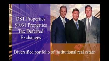 Cornerstone Real Estate Investment Services TV Spot, 'Delaware Statutory Trust' - Thumbnail 7