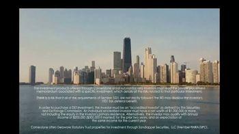 Cornerstone Real Estate Investment Services TV Spot, 'Delaware Statutory Trust' - Thumbnail 8
