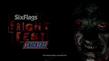 Six Flags Fright Fest Opening Sale TV Spot, 'Unleash the Terror' - Thumbnail 1