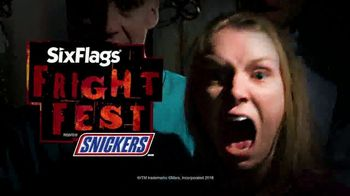 Six Flags Fright Fest Opening Sale TV Spot, 'Unleash the Terror' - Thumbnail 2