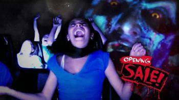 Six Flags Fright Fest Opening Sale TV Spot, 'Unleash the Terror' - Thumbnail 7
