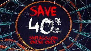 Six Flags Fright Fest Opening Sale TV Spot, 'Unleash the Terror' - Thumbnail 8