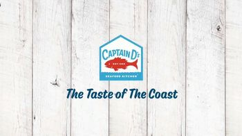 Captain D's Seaside Deals TV Spot, 'Shrimp & Fish' - Thumbnail 8