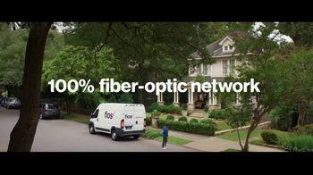 Fios by Verizon TV Spot, 'Fiber Fan: JDP & ACSI' Featuring Gaten Matarazzo - Thumbnail 10