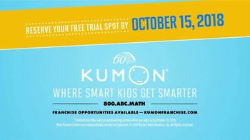 Kumon TV Spot, 'Math and Reading: Two Week Free Trial' - Thumbnail 8
