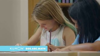 Kumon TV Spot, 'Math and Reading: Two Week Free Trial' - Thumbnail 4