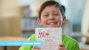 Kumon TV Spot, 'Math and Reading: Two Week Free Trial' - Thumbnail 5