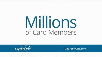 Credit One Bank Platinum Card TV Spot, 'TMI at the Movies' - Thumbnail 9