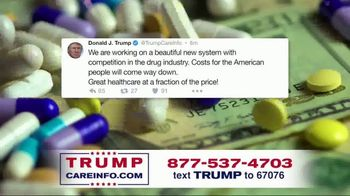 Trump Care Info TV Spot, 'Making Healthcare Great Again' - Thumbnail 6