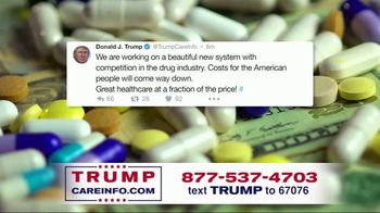 Trump Care Info TV Spot, 'Making Healthcare Great Again' - Thumbnail 7