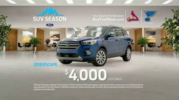 Ford SUV Season TV Spot, 'Just Right in so Many Ways' [T2] - Thumbnail 9