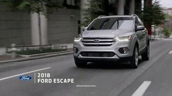 Ford SUV Season TV Spot, 'Just Right in so Many Ways' [T2] - Thumbnail 2