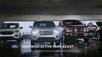 Ford SUV Season TV Spot, 'Just Right in so Many Ways' [T2] - Thumbnail 4