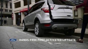 Ford SUV Season TV Spot, 'Just Right in so Many Ways' [T2] - Thumbnail 5