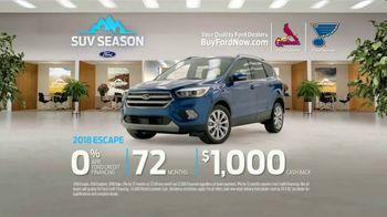 Ford SUV Season TV Spot, 'Just Right in so Many Ways' [T2] - Thumbnail 8
