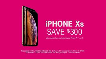 T-Mobile TV Spot, 'iPhone XS: Wave' Song by Chef'Special - Thumbnail 10