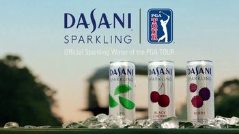 DASANI Sparkling TV Spot, 'Brings Extra Sparkle to the PGA TOUR' - Thumbnail 10