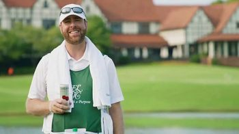 DASANI Sparkling TV Spot, \'Brings Extra Sparkle to the PGA TOUR\'