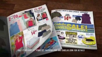 Bass Pro Shops Summer Sale TV Spot, 'Family Summer Camp' - Thumbnail 6