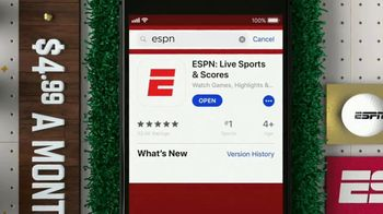 ESPN+ TV Spot, 'More Sports, More Leagues, More Teams' - Thumbnail 3