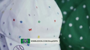 Wimbledon TV Spot, 'Shop ESPN' - Thumbnail 2