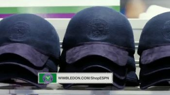 Wimbledon TV Spot, 'Shop ESPN' - Thumbnail 3