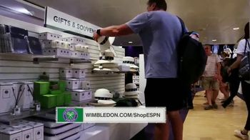 Wimbledon TV Spot, 'Shop ESPN' - Thumbnail 6