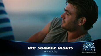DIRECTV Cinema TV Spot, 'Hot Summer Nights'