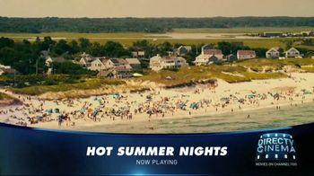DIRECTV Cinema TV Spot, 'Hot Summer Nights' - Thumbnail 5