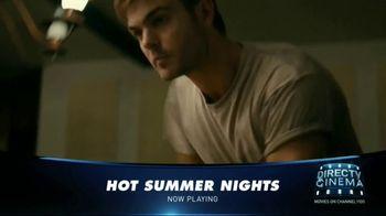 DIRECTV Cinema TV Spot, 'Hot Summer Nights' - Thumbnail 7