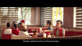 McDonald's Breakfast TV Spot, 'World Cup: Quarterfinals' [Spanish] - 10 commercial airings