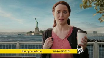 Liberty Mutual Accident Forgiveness TV Spot, \'Research\'
