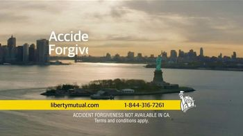 Liberty Mutual Accident Forgiveness TV Spot, 'Research' - Thumbnail 3