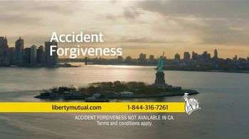Liberty Mutual Accident Forgiveness TV Spot, 'Research' - Thumbnail 4