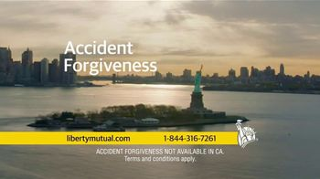 Liberty Mutual Accident Forgiveness TV Spot, 'Research' - Thumbnail 5