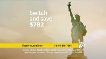 Liberty Mutual Accident Forgiveness TV Spot, 'Research' - Thumbnail 6