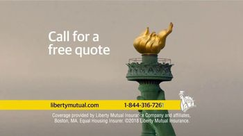 Liberty Mutual Accident Forgiveness TV Spot, 'Research' - Thumbnail 8