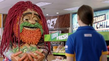 AmPm Chicken Caesar Salad TV Spot, 'Getting Fresher'