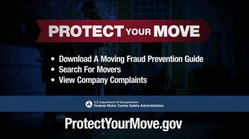 U.S. Department of Transportation TV Spot, 'Protect Your Move: Fraud' - Thumbnail 8