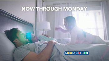 Rooms to Go TV Spot, 'Your Best Night's Sleep'