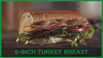 Subway Sub of the Day TV Spot, 'Different Every Day: $3.89' - Thumbnail 6