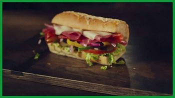 Subway Sub of the Day TV Spot, 'Different Every Day: $3.89' - Thumbnail 8