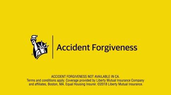 Liberty Mutual Accident Forgiveness TV Spot, 'Grudges' - Thumbnail 10