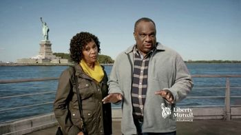 Liberty Mutual Accident Forgiveness TV Spot, 'Grudges'