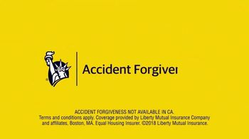 Liberty Mutual Accident Forgiveness TV Spot, 'Grudges' - Thumbnail 8