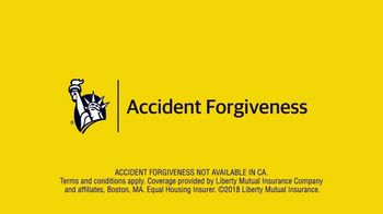 Liberty Mutual Accident Forgiveness TV Spot, 'Grudges' - Thumbnail 9